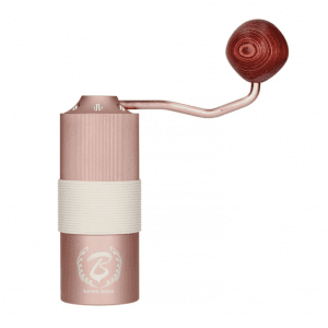 Barista Space - Manuel Kaffe håndkværn - Pink