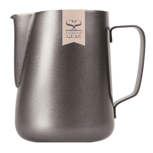 EspressoGear - Mælkekande Non-Stick Sort - 600 ml