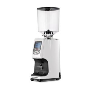 Eureka Atom Specialty 75E - Automatisk espressokværn - Hvid