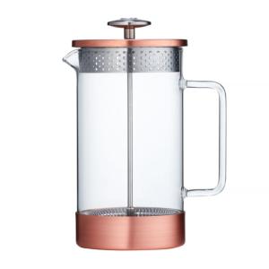 Barista & Co - Core Coffee Press - Stempelkande Kobber - 8 kopper