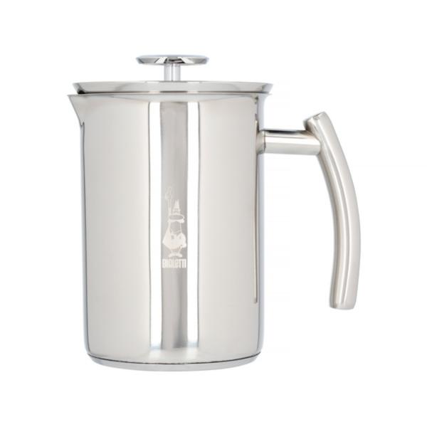 Bialetti Cappuccinatore Acciaio - mælkeskummer 330 ml.