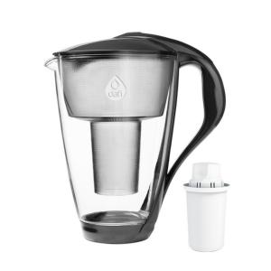 Dafi - Crystal 2l Vandkande + 1 Classic Filter - Sort