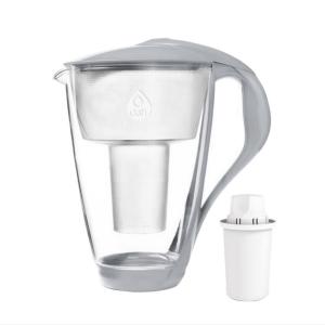 Dafi - Crystal 2l Vandkande + 1 Classic Filter - Grå
