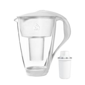 Dafi - Crystal 2l Vandkande + 1 Classic Filter - Hvid