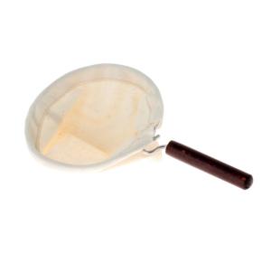 Hario - Stof filter med træhåndtag - 3 kopper