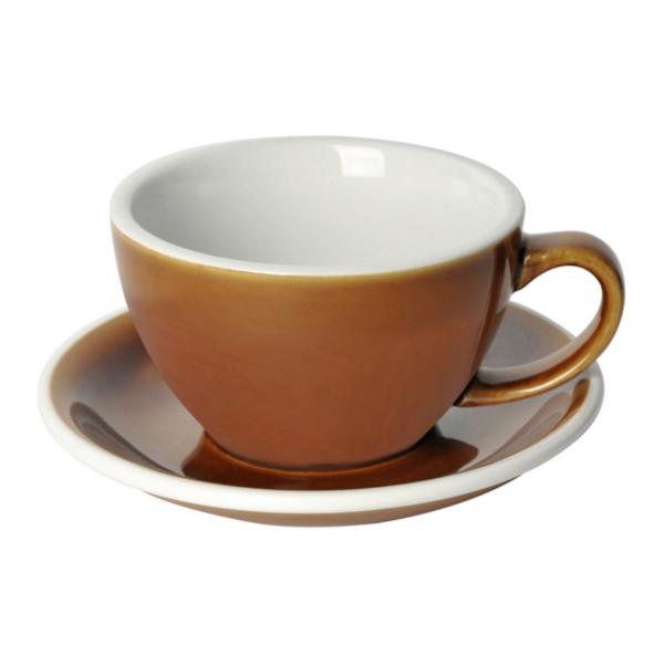 Loveramics Egg - Cafe Latte 300 ml Kop og underkop Caramel