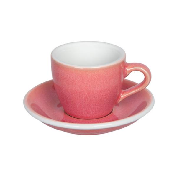 Loveramics Egg - Espresso 80 ml Kop og underkop Berry