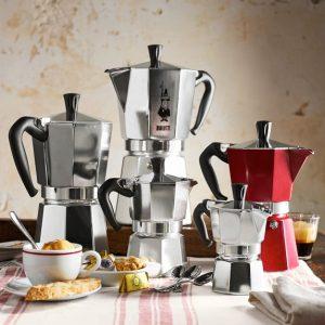 Moka- & Espressokander