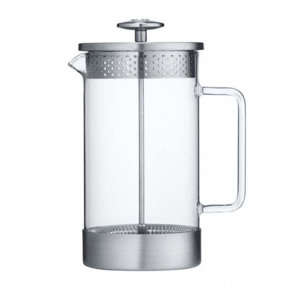 Barista & Co - Core Coffee Press - Stempelkande Stål - 8 kopper