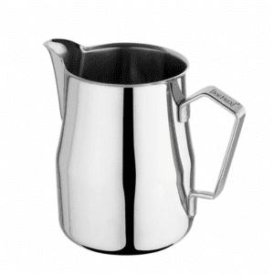 Barista Mælkekande fra Joe Frex i Stål, 500 ml, m/latte-art tud