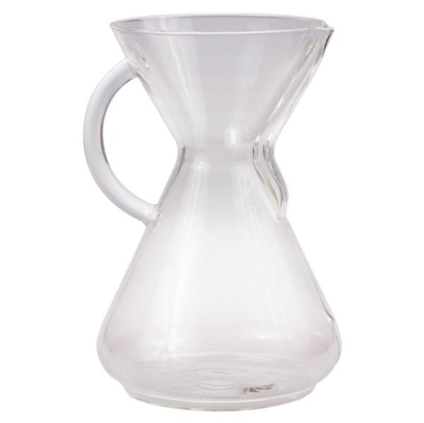 Chemex Kaffebrygger - 10 Koppers Glas version