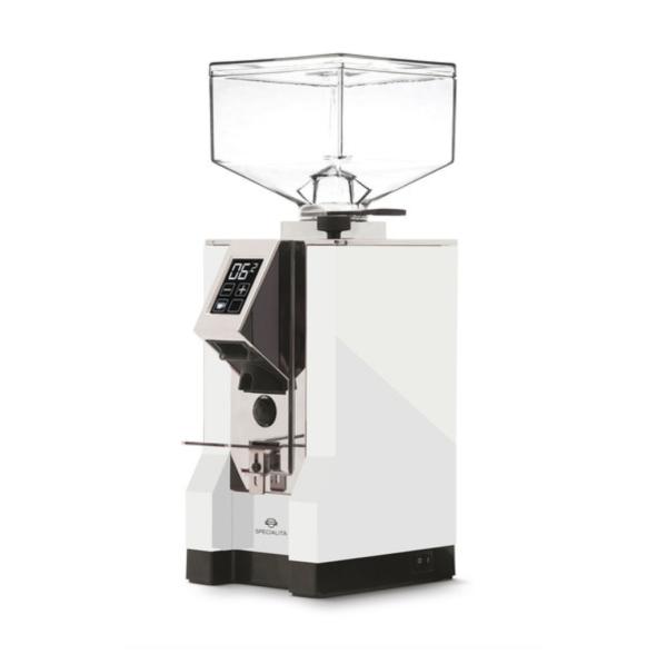 Eureka Mignon Specialita i hvid - Automatisk espressokværn