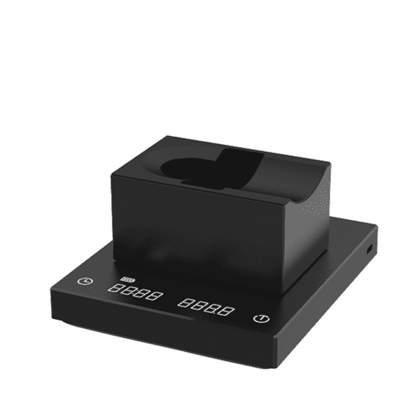 Timemore Magic Cube Portafilter Stand - Sort