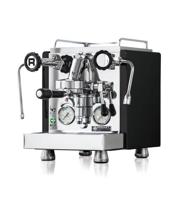 Rocket Espresso – R 60V Sort - Espressomaskine m/App