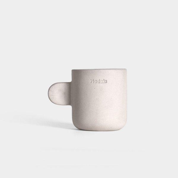 Hadaki Espressokop 60 ml - Håndlavet - Lysegrå