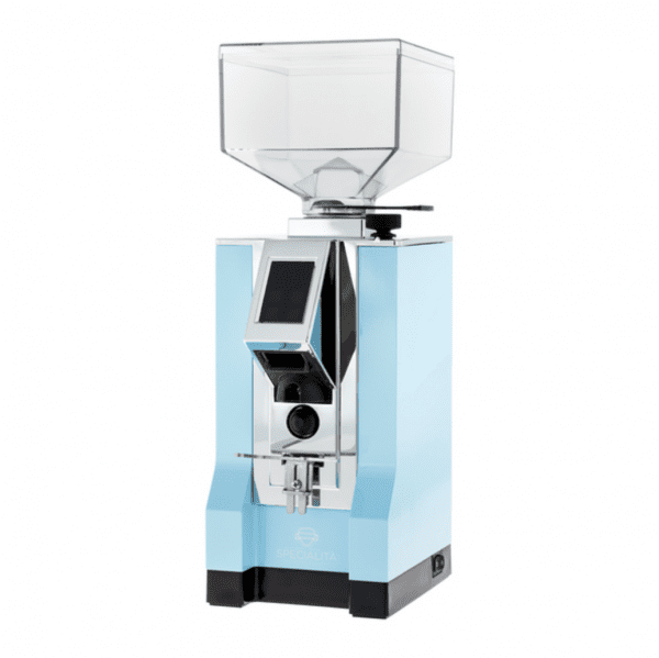 Eureka Mignon Specialita - Lyseblå - Automatisk espressokværn