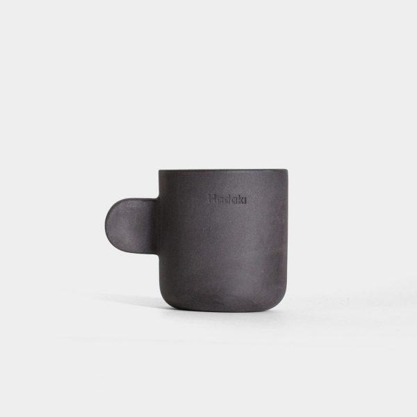 Hadaki Espressokop 60 ml - Håndlavet - Sort