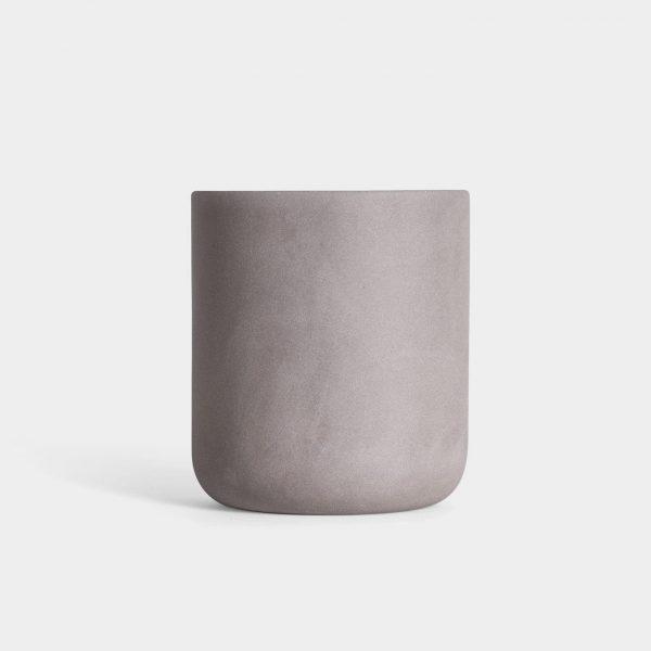 Hadaki Kop 280 ml - Håndlavet - Mørkegrå