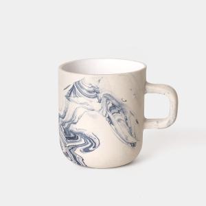 Hadaki Kop m/hank 180 ml - Håndlavet - Baltic Blue