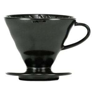 Hario V60-02 Keramisk Coffee Dripper Matsort