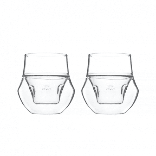Kruve - EQ Glass - Sæt m/2 stk - Propel Espresso