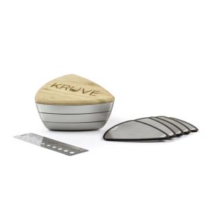 Kruve Sifter Base - Alu Edition - Perfektioner formalet kaffe