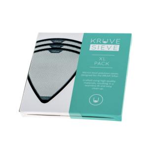 Kruve XL Pack - Sæt med 3 Sigtet/Si - Perfektioner formalet kaffe
