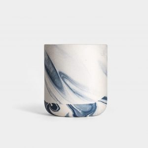 Hadaki Kop 280 ml - Håndlavet - Baltic Blue