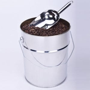 Specialty Påskekaffe - Limited Edition 2 KG - Original aluminiums tønde m/ventil