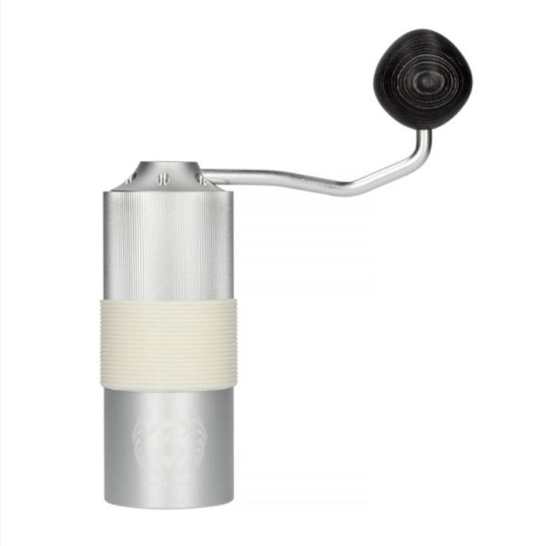 Barista Space - Manuel Kaffe håndkværn - Sølv