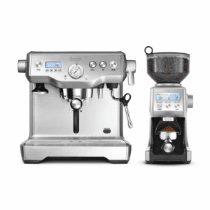 Sage the Dynamic Duo™ - Dualboiler Espressomaskine & Kaffekværn