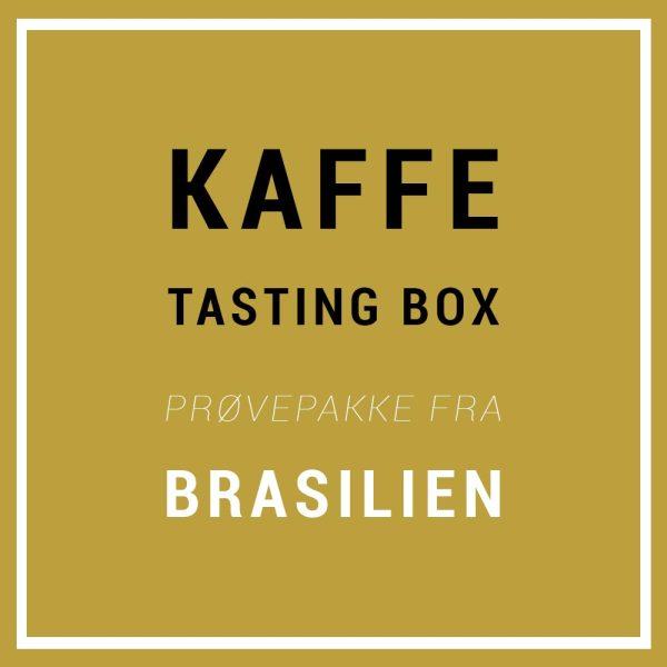 Specialty Kaffe Tasting Box / Prøvepakke - 3 x 100 g.