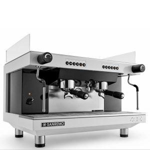 Sanremo Zoe 2 gr. espressomaskine