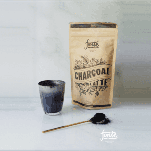 Fonte Charcoal Superfood Latte