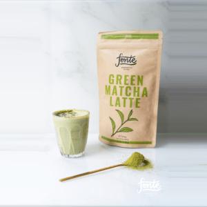 Fonte Green Matcha Superfood Latte