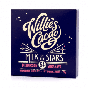Willie's Cacao - Milk of the Stars 50g