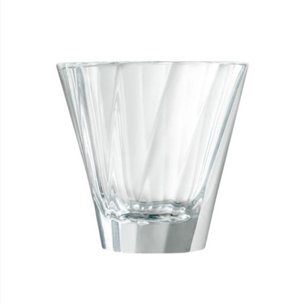 Loveramics - Twisted Cappuccino Glas 180 ml