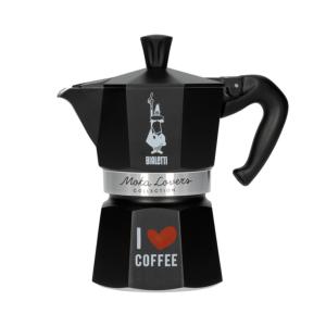 Bialetti Moka Express Espressokande - Matsort 3 koppers - Moka Lovers Collection
