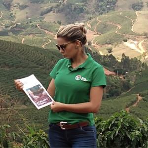 Gilmar Ferreira  – Sitió Pirau – Specialty kaffe – Brasilien
