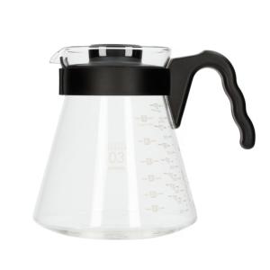 Hario Coffee Server Glaskande V60-03 - 1000 ml - VCS-03