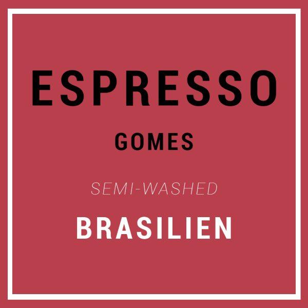 Espresso Gomes - Specialty Espresso Bønner - Brasilien - Limited Edition