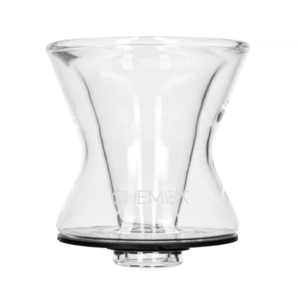 Chemex - Funnex Pour-Over Glas Kaffebrygger